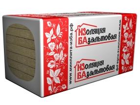 Минплита базальтовая ИЗБА СТАНДАРТ-45 1000х600х50/12шт 0,36 м3