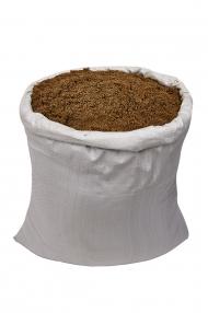 Песок строительный тарированный 50кг